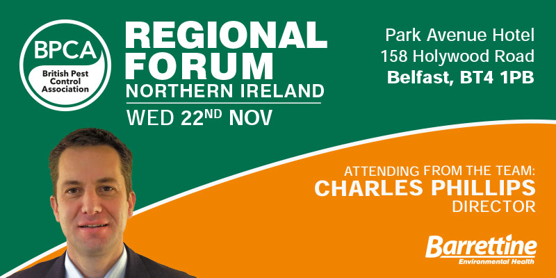 BPCA Northern Ireland Regional Forum
