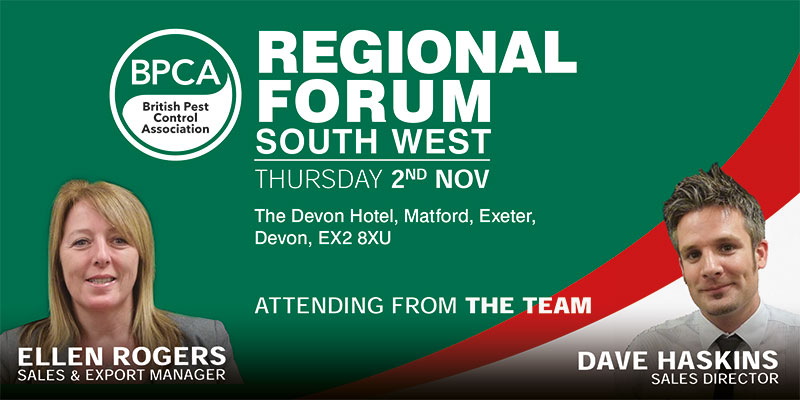 BPCA South West Regional Forum