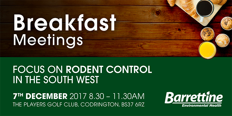 Barrettine Breakfast Meeting