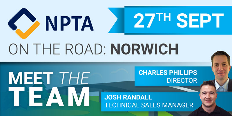 NPTA On The Road Norwich