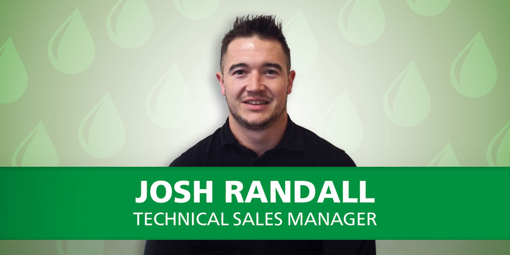 Meet Our New Technical Sales Manager: Josh Randall