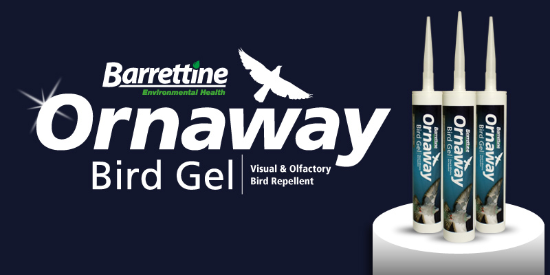 Ornaway Bird Repellent Gel | Barrettine Environmental Health
