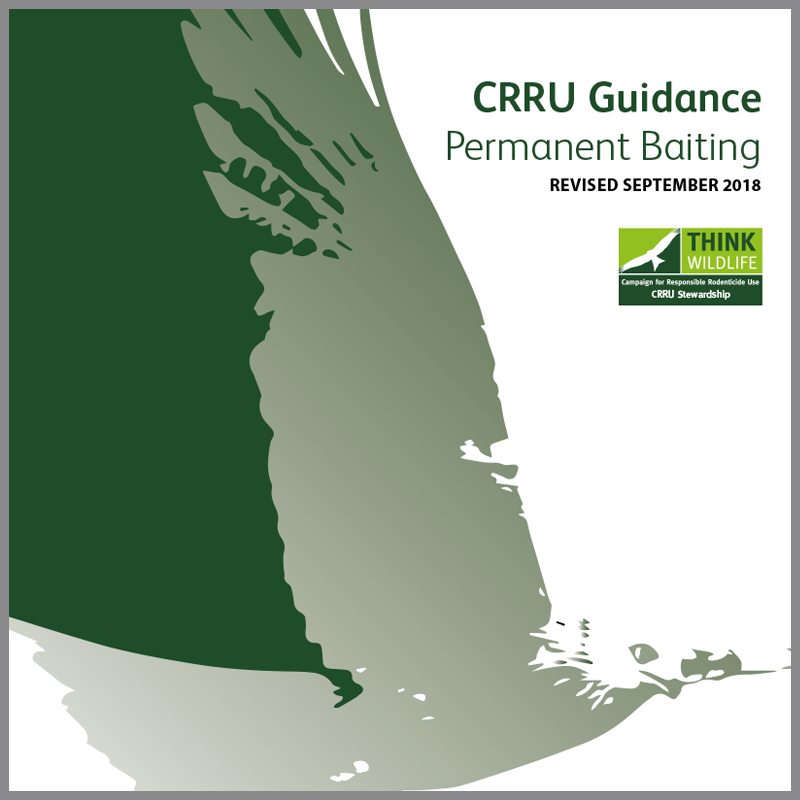 CRRU Guidance on Permanent Baiting