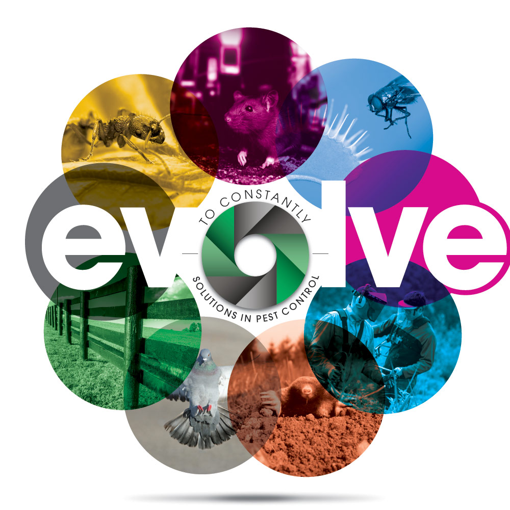 To constantly evolve solutions in pest control