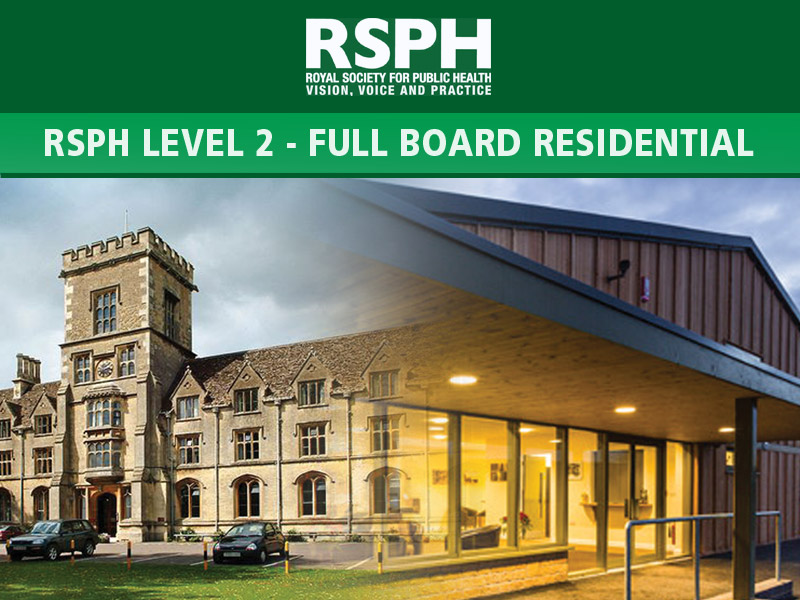 RSPH Full Board Residential