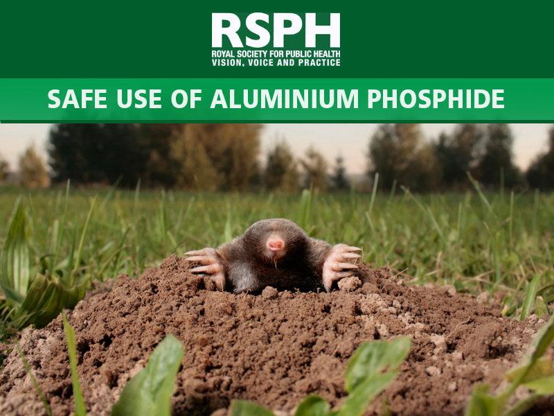 Safe use of Aluminium Phosphide