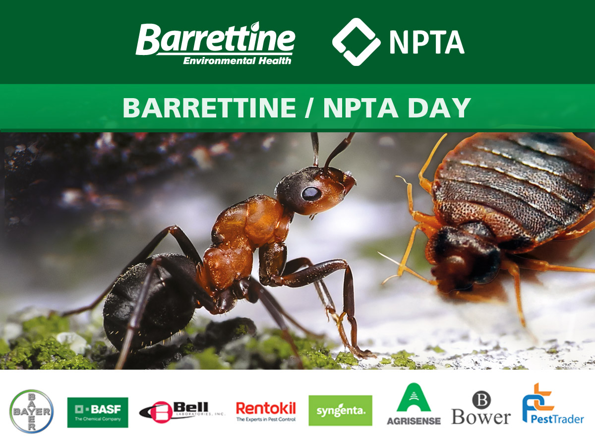 BARRETTINE / NPTA TECHNICAL TRAINING DAY