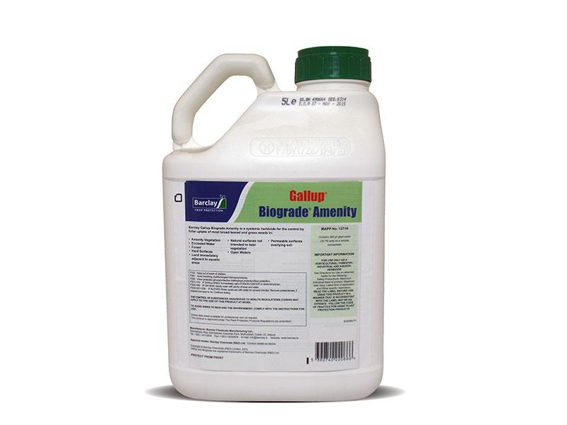 Gallup Biograde Amenity
