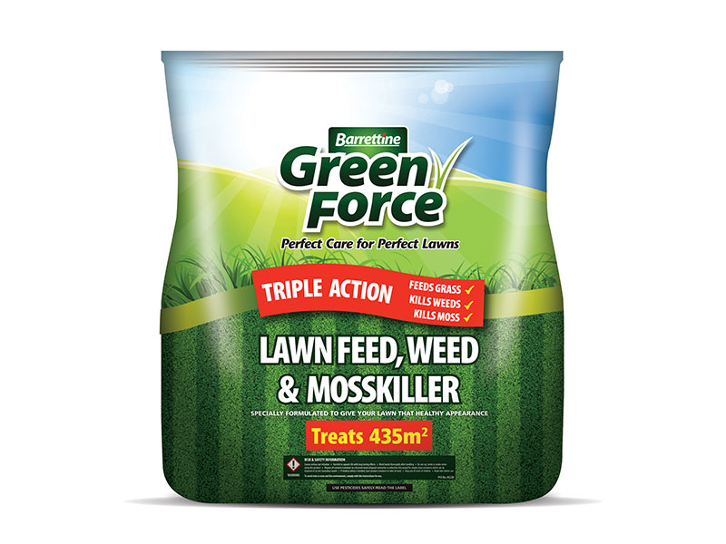 Green Force Lawn, Weed & Mosskiller