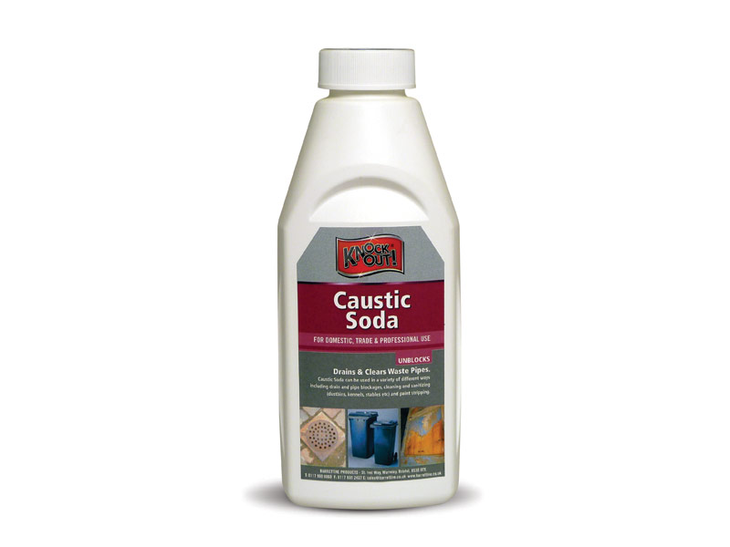 Knockout® Caustic Soda