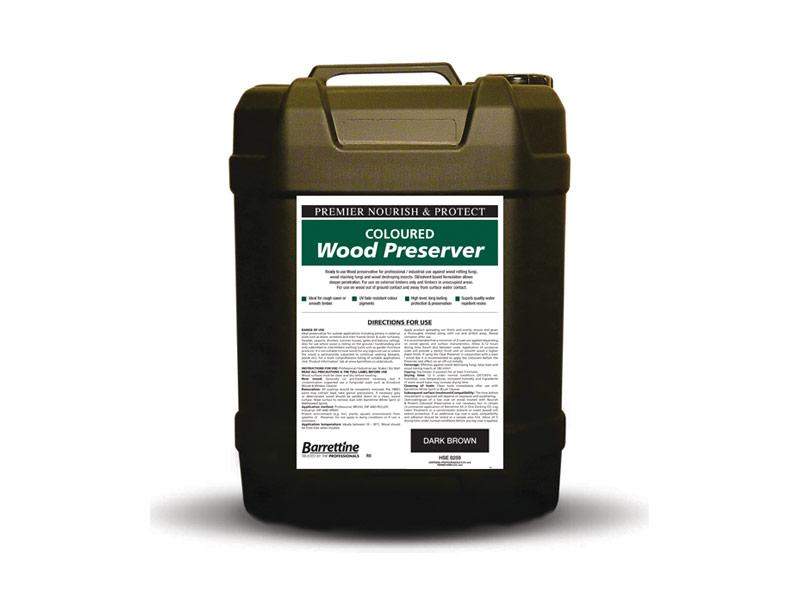 Nourish & Protect Wood Preserver