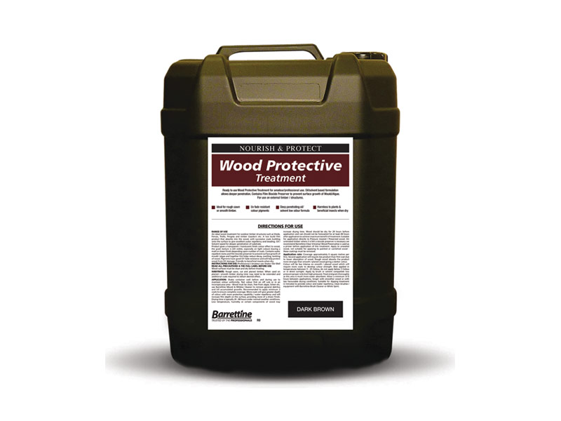 Nourish & Protect Wood Protective Treatment