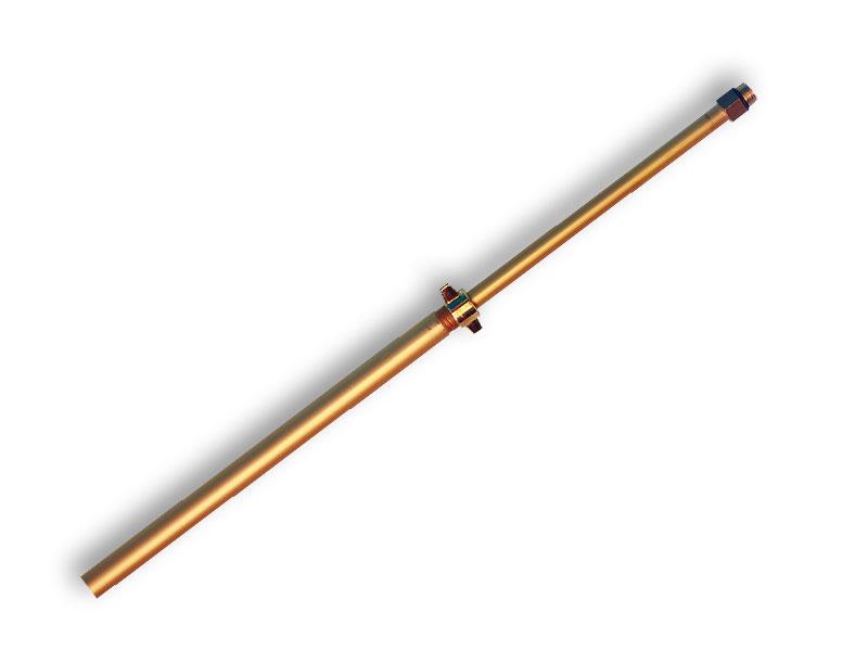 DR5 1-2 Meter Aluminium Telescopic Lance
