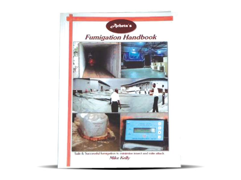 Acheta Fumigation Manual*