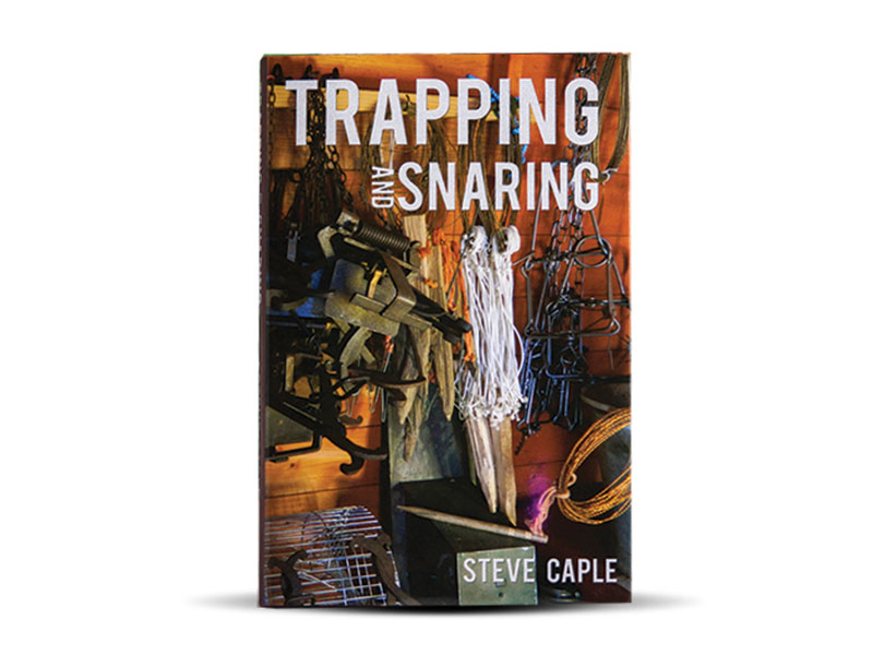 'Trapping Techniques' DVD by Steve Caple*