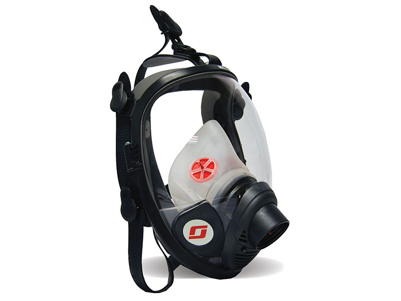 Vision 2 Canister Silicone Full Face Mask RF 1000