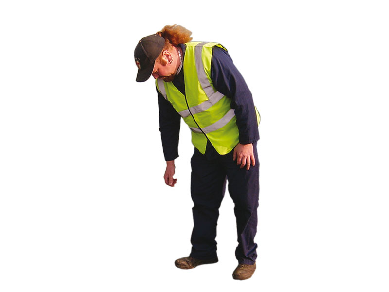 High Visibility Class 1 Polyester Waistcoat