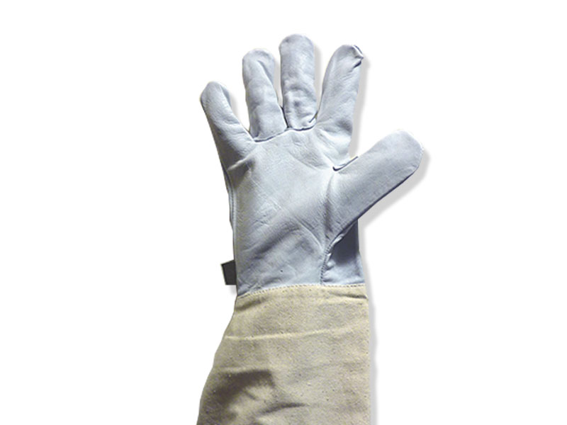 Mordant Leather Glove