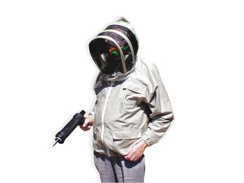 Sherriff Beekeepers Jacket & Veil