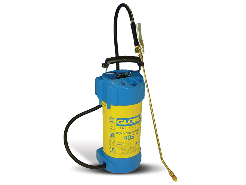 Gloria 405T 5 Litre Steel Sprayer*