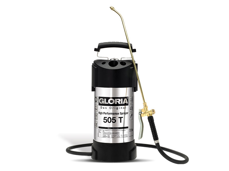 Gloria 505T 5 Litre Stainless Steel Sprayer*