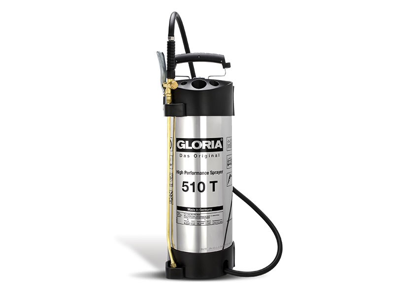 Gloria 510T 10 Litre Stainless Steel Sprayer*