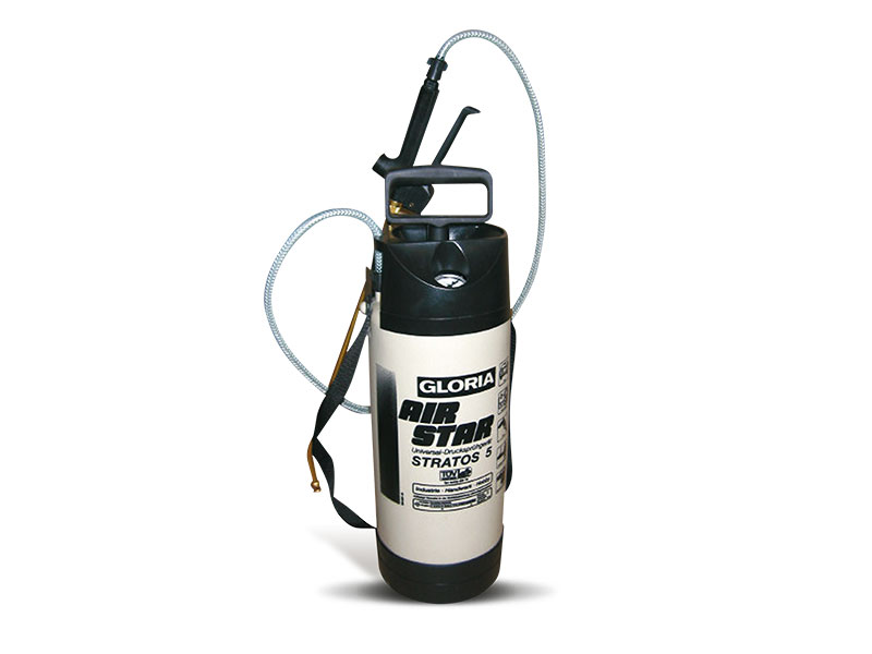 Gloria Stratos 5 Litre Plastic Sprayer