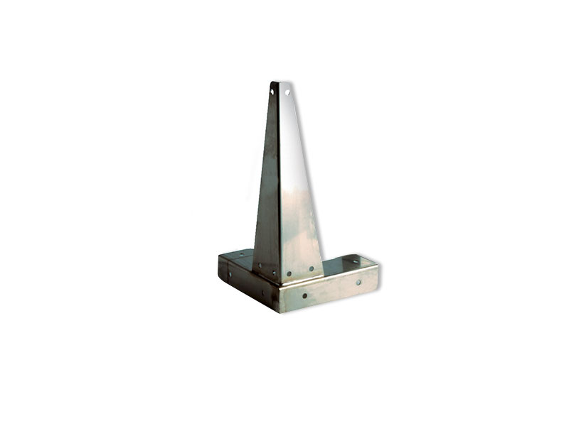 Gull Dormer Corner Bracket-360 mm
