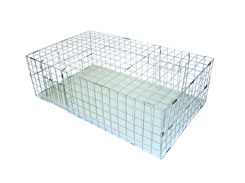 Feral Pigeon trap with base