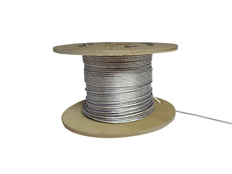 Professional Wire Rope, 1.2 mm diameter (Light Duty)
