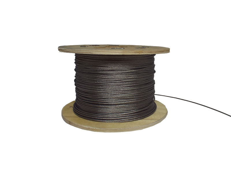 Wire Rope, 2 mm diameter-low cost