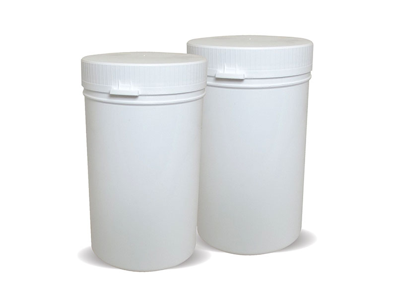 Curtec Pesticide Storage Jars