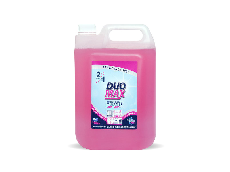 DuoMax  Cleaner & Disinfectant