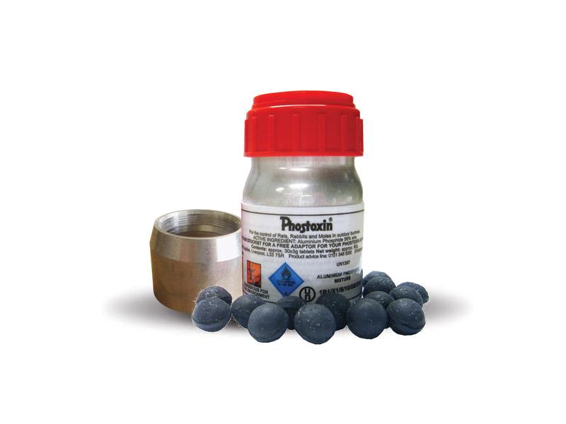 Phostoxin Spherical Tablets