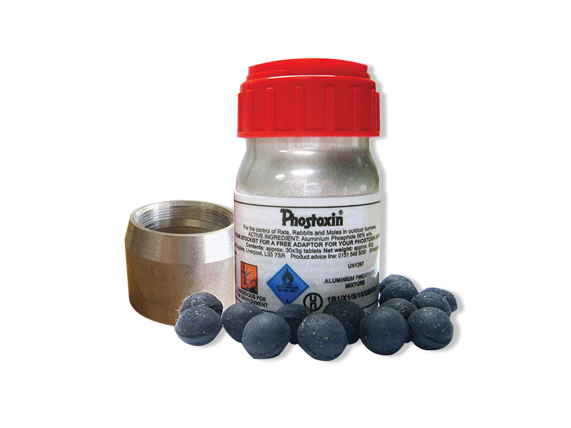 Phostoxin Spherical Tablets (P)