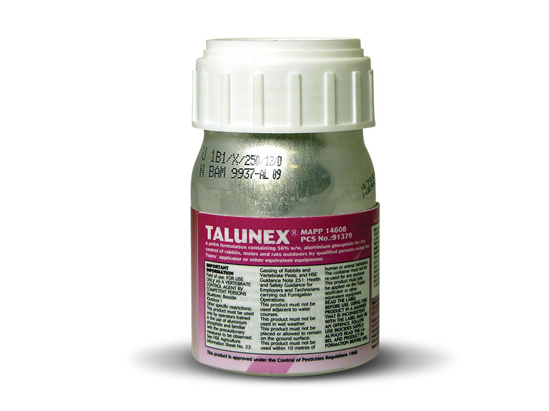 Talunex Spherical Tablets (P)