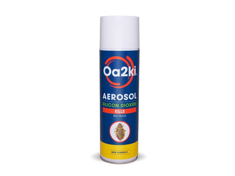 OA2KI®  AEROSOL (Silicon Dioxide)