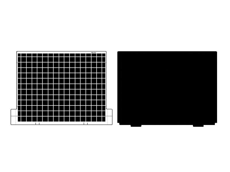 REPLACEMENT LED NANO & VLUCAN GLUE BOARDS