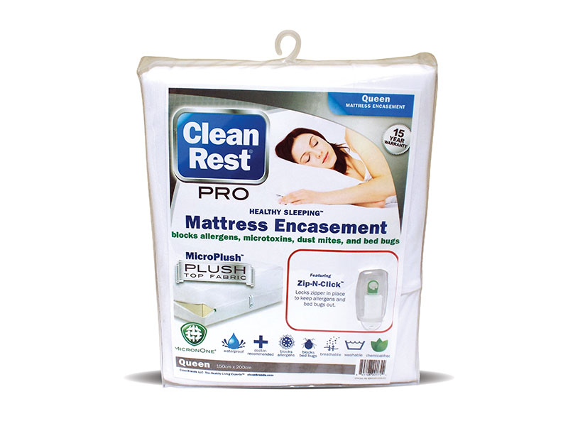 Cleanbrands Mattress Covers