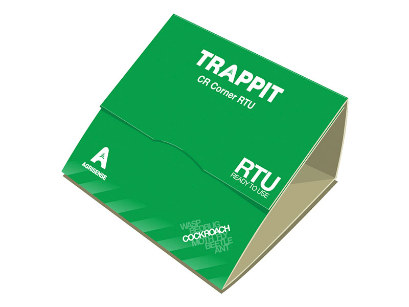 Trappit CR Corner RTU*