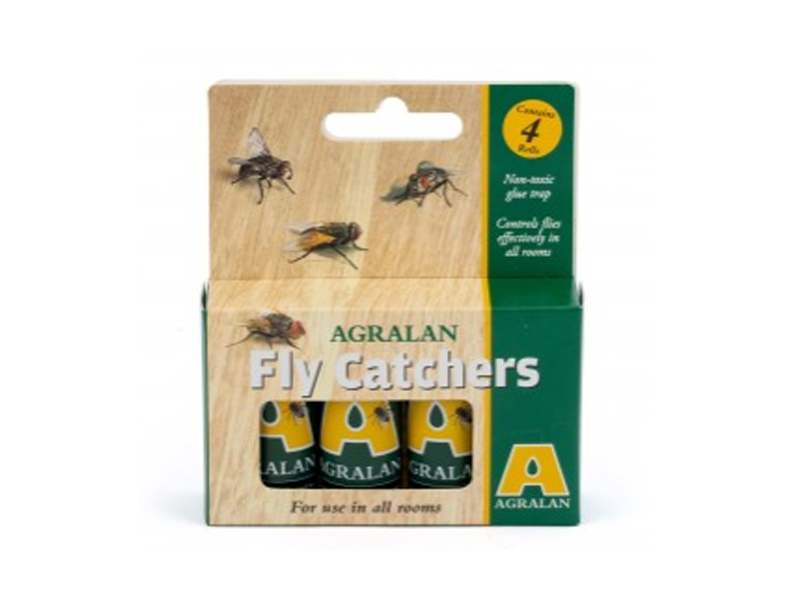 Sticky Fly Catchers