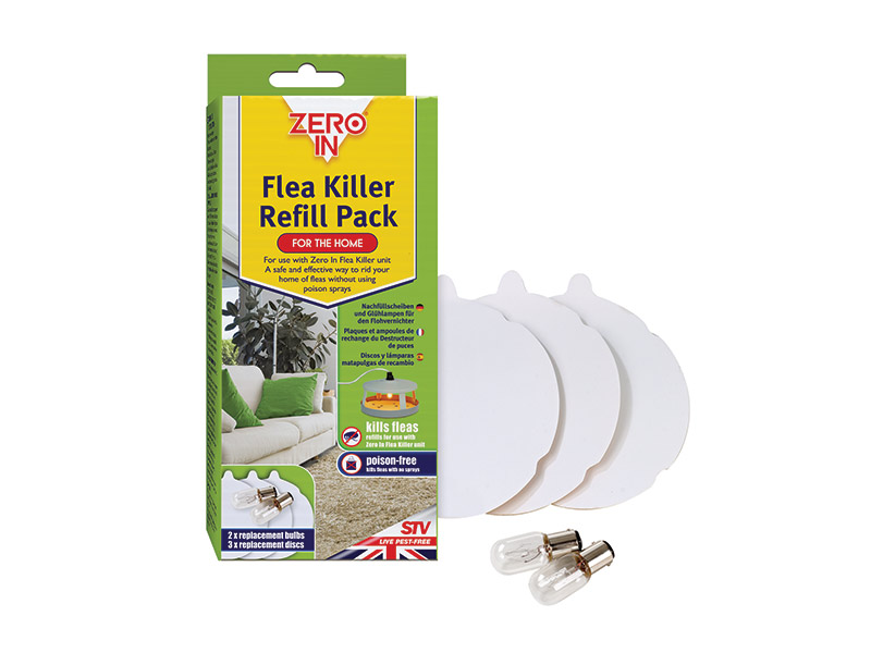 Flea Trap Replacement Kit