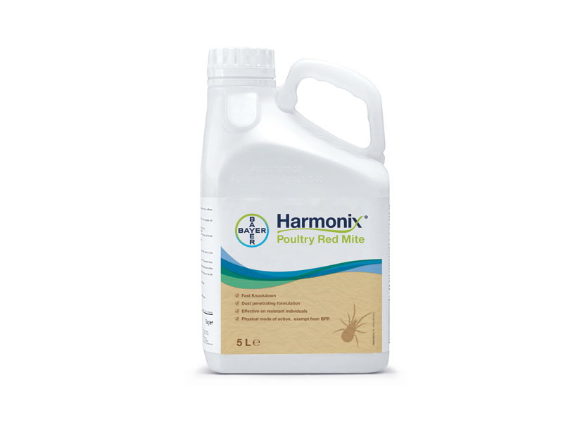 Harmonix Poultry Red Mite
