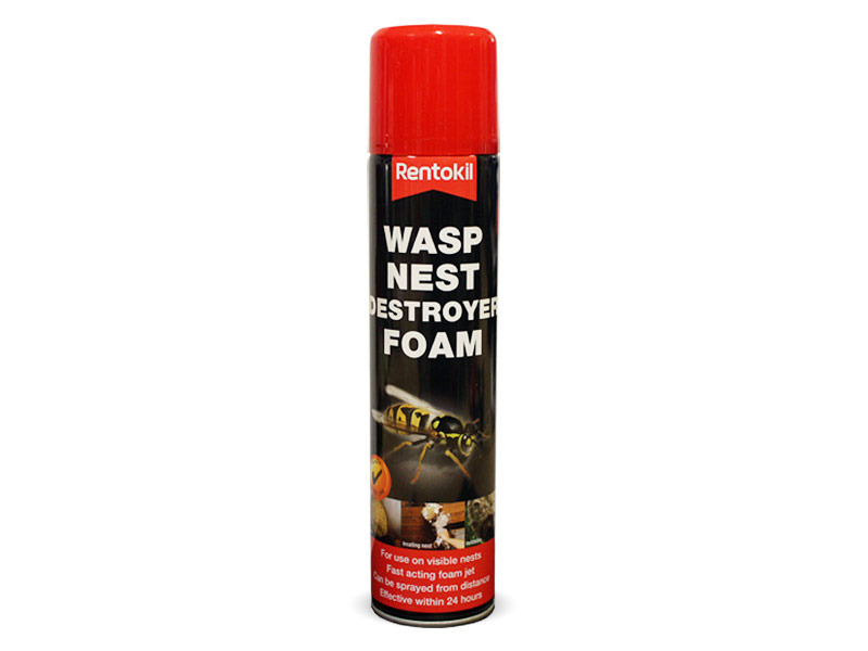 Wasp Nest Destroyer