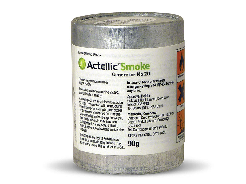 Actellic SG20 Smoke Generator*