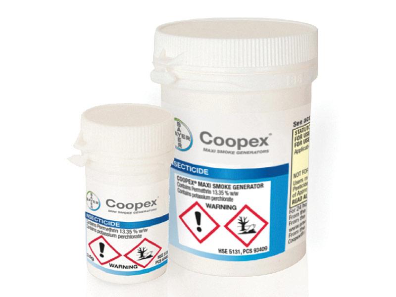Coopex Maxi Smoke Generators