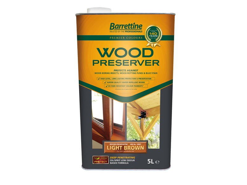 Premier Colour Wood Preserver