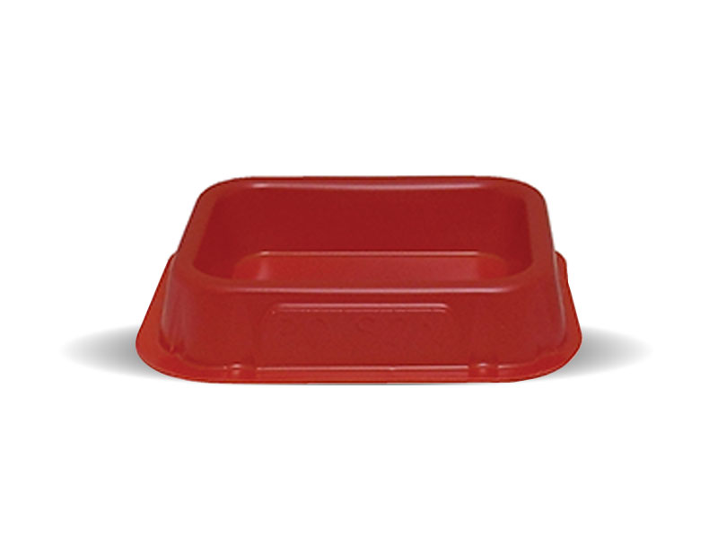 Plastic Medium Oblong Bait Tray*