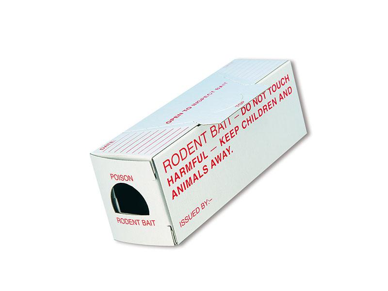 Romax Cardboard Bait Box