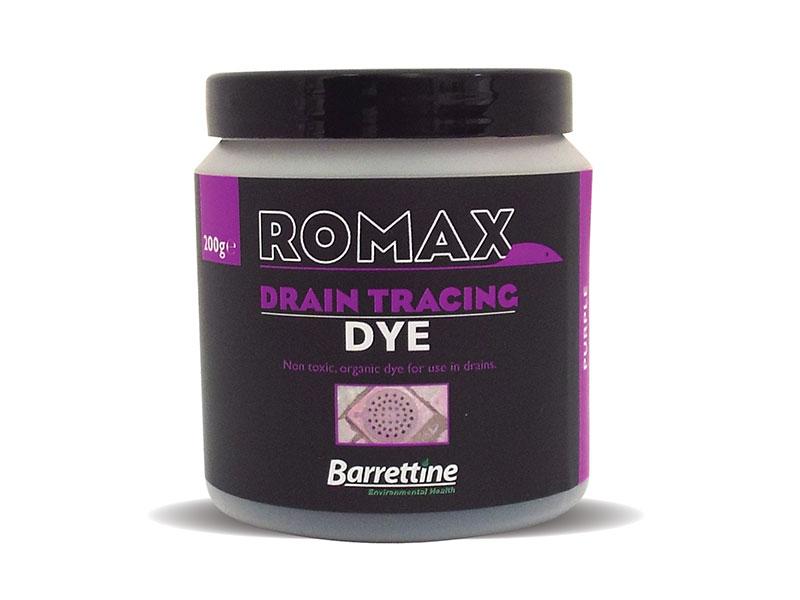 Romax Drain Tracing Dye 200 g